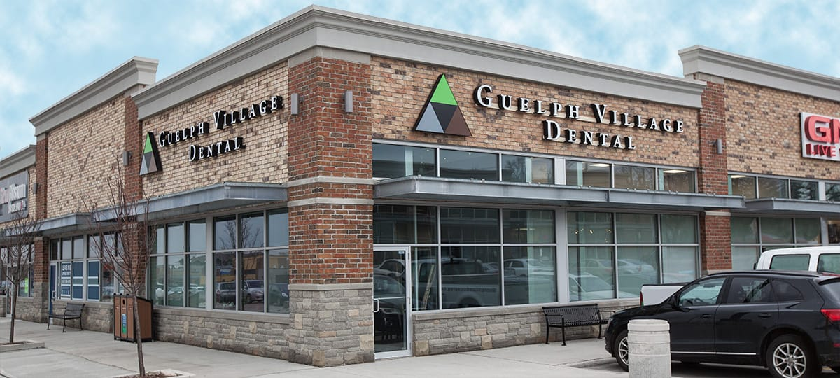 Guelph Village Dental office outside