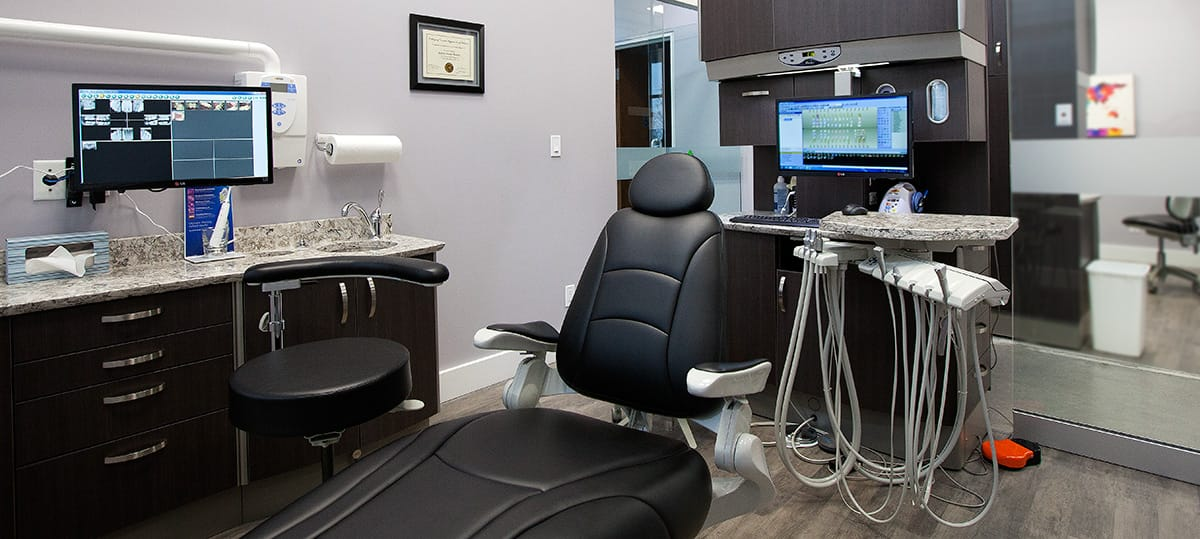 Guelph Village Dental Operatory